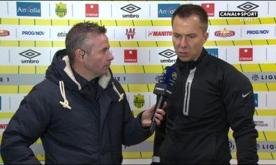 FC Nantes/PSG - L'arbitre Johan Hamel explique le carton jaune donné à Marco Verratti