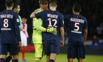 PSG/Monaco: Blessure musculaire pour Trapp