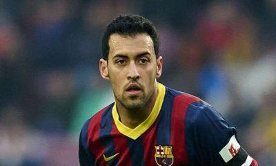 """Sergio Busquets """"Le plan tactique du PSG était meilleur que le nôtre"""""""