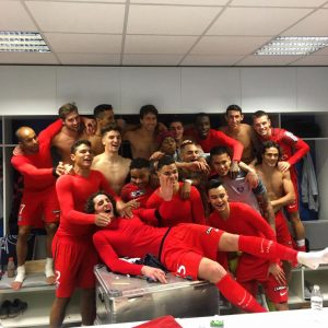 Les images partagées par les joueurs du PSG ce mardi En route pour la finale!