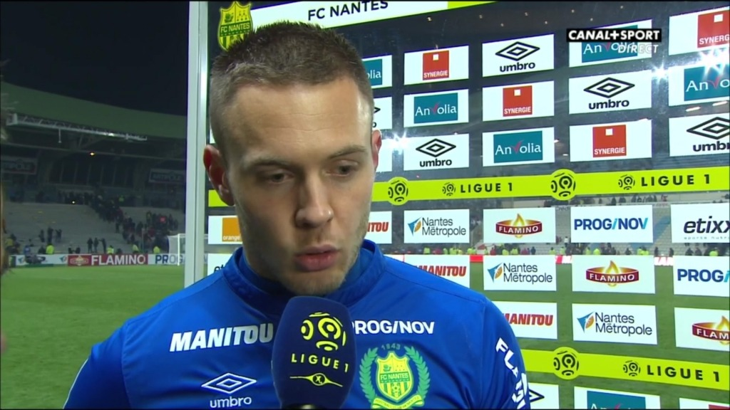 """FC Nantes/PSG - Dupé """"Ils n'ont pas été trop forts, ils ont surtout été plus efficaces"""""""
