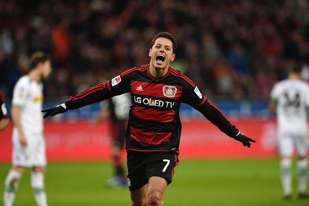 """Mercato - Leverkusen compte garder Javier Hernandez, à moins d'avoir """"des offres folles"""""""