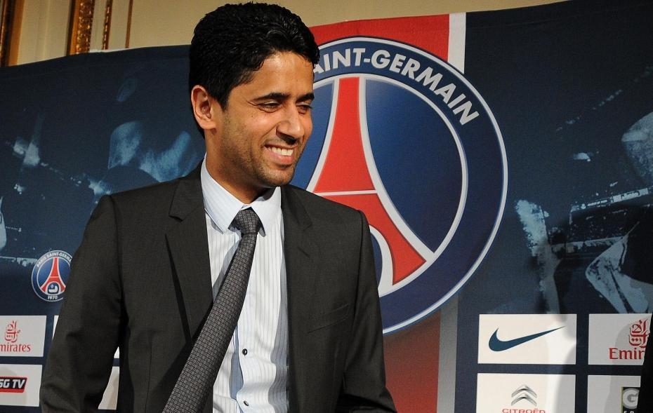 """Nasser Al-Khelaïfi souhaite """"voir du caractère dans cette équipe"""""""