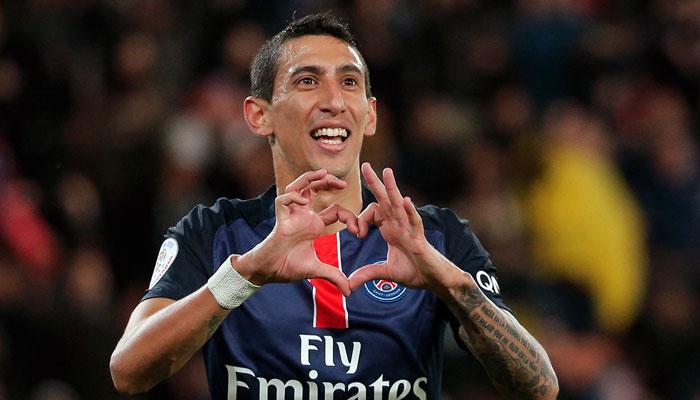 Angel Di Maria, dit El Fideo, fait une fin de saison Al dente, souligne le PSG