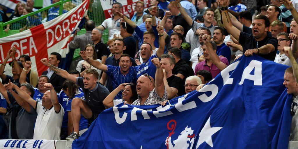 Prison avec sursis pour les quatre supporters de Chelsea