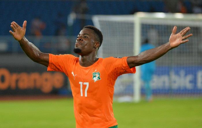 Serge Aurier est convoqué avec la Côte d'Ivoir pour les deux matchs amicaux en mars