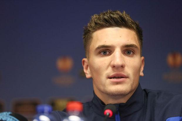 Thomas Meunier est mis au repos pour 3 jours, annonce le sélectionneur belge
