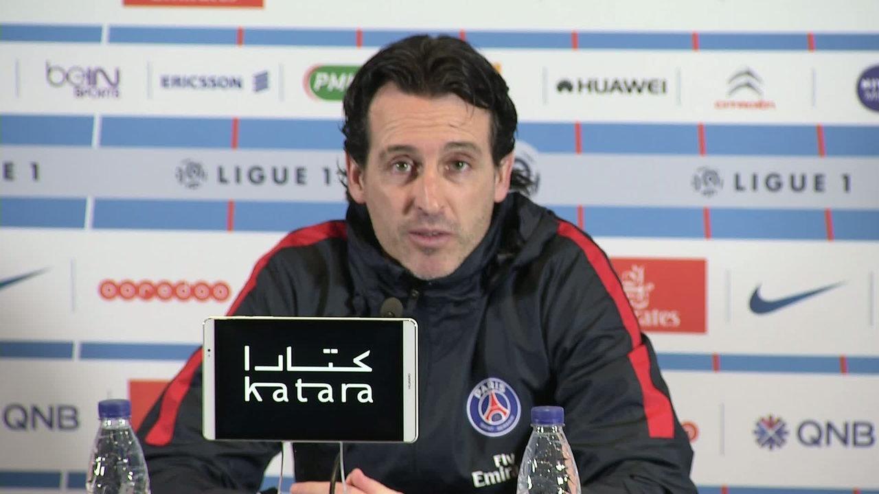 Metz/PSG - Emery annonce les forfaits de Kurzawa, Draxler, Ben Arfa et Krychowiak