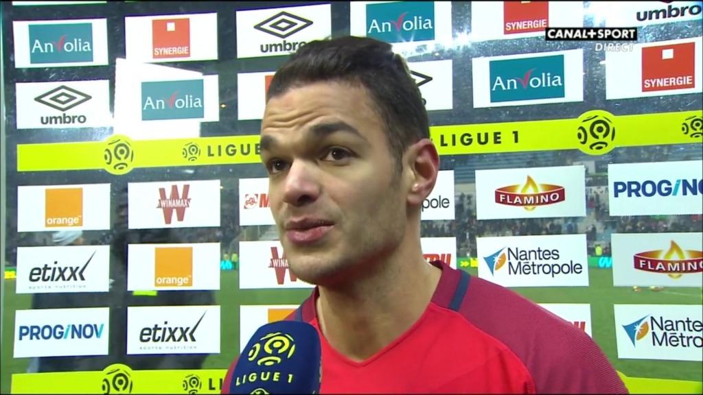 Ben Arfa - Nantes-PSG