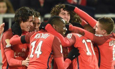 Bordeaux/PSG (1-4) : Les notes du match : Lucas-Cavani duo d'enfer
