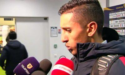 """Marquinhos """"maintenant qu'on est en finale, il faut la gagner...on va continuer avec cet état d'esprit"""""""