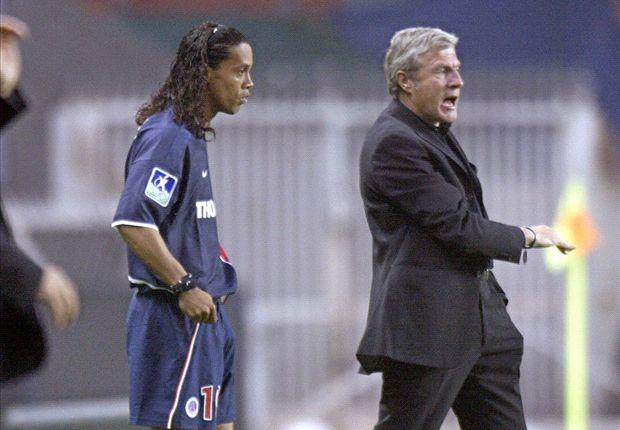"""Ronaldinho : Fernandez """"Je ne me souviens pas de ce mec-là"""""""