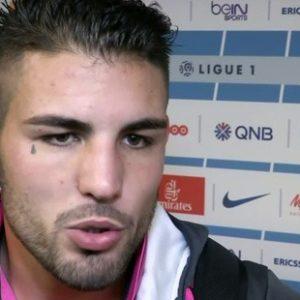 """PSG/TFC - Delort """"Si Marco Verratti avait débuté la rencontre, le match aurait été plus compliqué"""""""