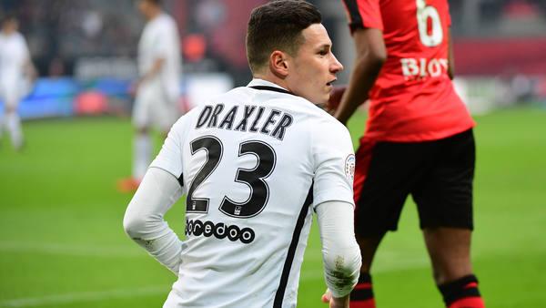 Ben Arfa Draxler C'est un bonheur de jouer avec des joueurs comme ça