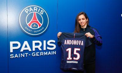 Féminines - Le PSG officialise la venue de deux nouvelles joueuses et le départ d'Erika