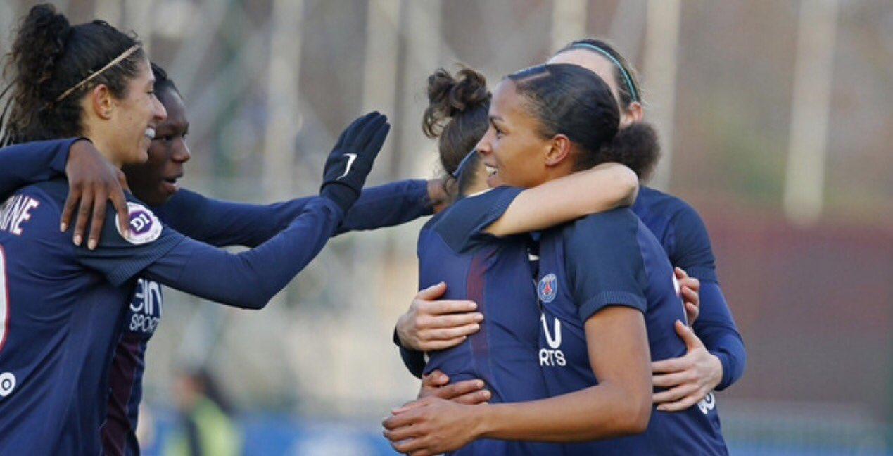 Féminines - Le PSG se qualifie aux tirs au but pour la demi-finale de Coupe de France