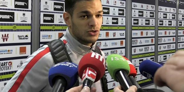 Hatem Ben Arfa: Zone mixte Bordeaux/PSG