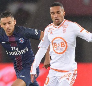 L1 Paris/Lorient : Marquinhos vs Marveaux