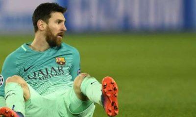 LDC - Le FC Barcelone sous haute tension après sa lourde défaite contre le PSG
