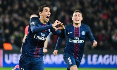 LDC - Le second but de Di Maria face au FC Barcelone parmi les nominés des 8e de finale aller