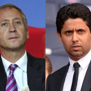 L'Equipe compare Nasser Al-Khelaifi et Vadim Vasilyev à des pilotes de F1
