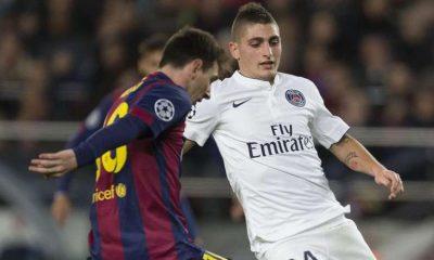 """Le FC Barcelone, """"la meilleure équipe du monde"""" selon Marco Verratti"""