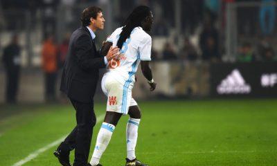 Ligue 1 - Bafétimbi Gomis forfait pour OM/PSG
