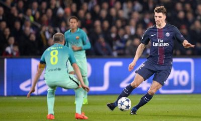 """Meunier revient sur la soirée magique contre le Barça au Parc, qu'il aimerait voir comme ça """"plus souvent"""""""