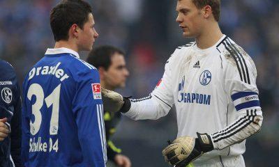 """Neuer souhaite le meilleur à Draxler et assure """"il a la qualité pour un grand club comme le PSG"""""""