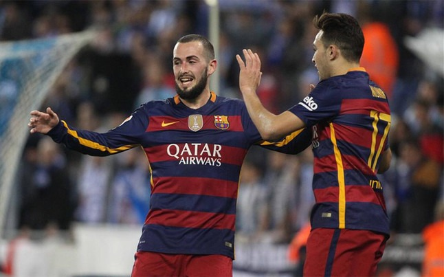 PSG/FCB : Le Barça sans Vidal, Mascherano et Turan