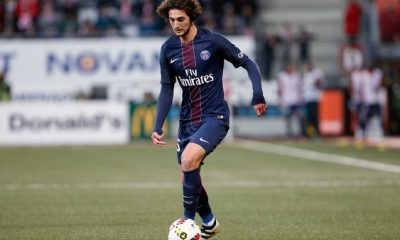 Mercato - Tottenham convoiterait Adrien Rabiot, selon le Daily Mirror