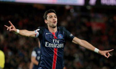"""Javier Pastore """"Je me sens bien...Je suis content au PSG, j'espère rester beaucoup de temps"""""""