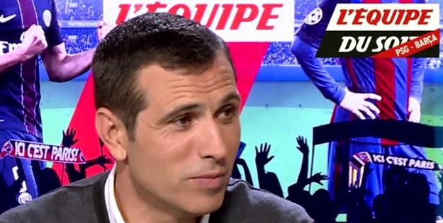 Pauleta ancien attaquant PSG interview L'Equipe21