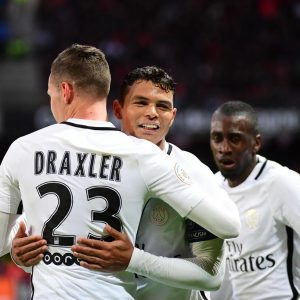 Rennes / PSG: but Julian Draxler