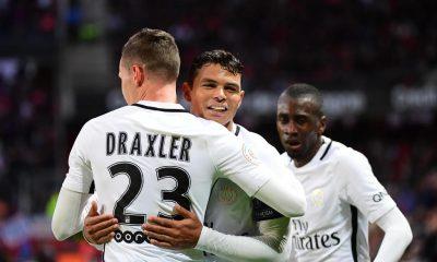 Rennes/PSG (0-4) : Les notes du match : La classe de Draxler, Thiago Motta le chef d'orchestre