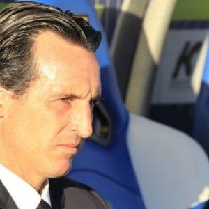 Unai Emery entraîneur PSG