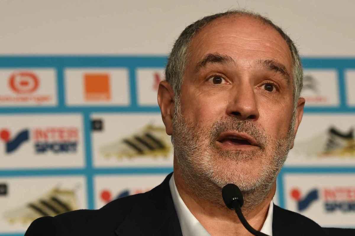 """Zubizarreta """"Quand je vois un joueur comme Ben Arfa, je vois le football"""""""