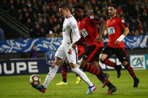 Julian Draxler but Rennes / PSG