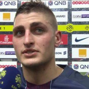 Marco Verratti : PSG / Toulouse