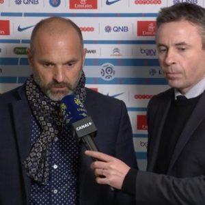 Pascal Dupraz réaction PSG - Toulouse