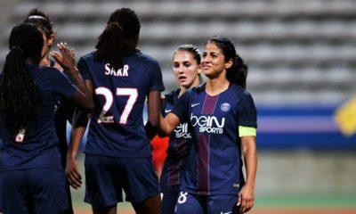 Sept parisiennes présentes dans la liste des 55 meilleures joueuses