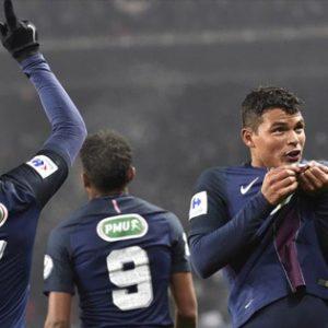 Thiago Silva buteur PSG