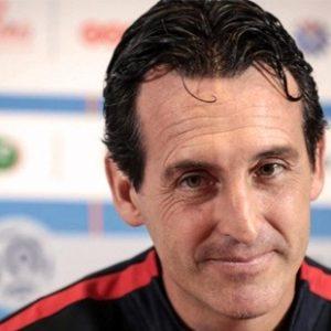 """Emery """"Nous devons continuer notre chemin pour saisir l'opportunité si Monaco nous la donne."""