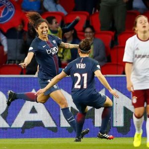 PSG/Bayern Munich: Cristiane «on a réussi collectivement»