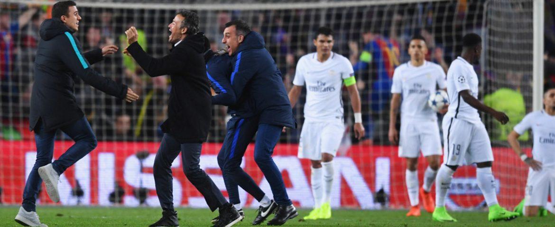 LDC - L'UEFA sanctionne le Barça d'une amende à cause du match contre le PSG