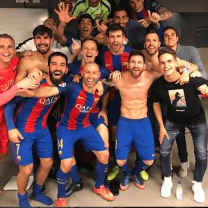 BarçaPSG - Mathieu Kurzawa et Rabiot manquent un peu d'humilité