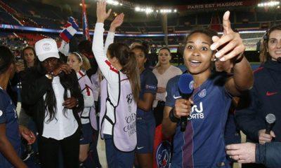 """Laura Georges """"les Ultras sont venus, merci à eux"""""""