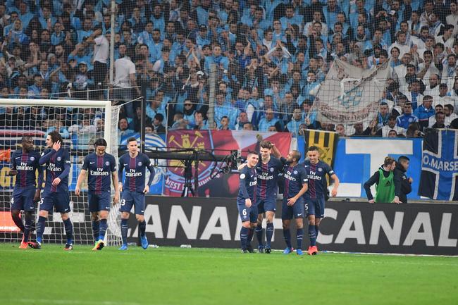Ligue 1 - L'OM sanctionné par la LFP suite au match contre le PSG au Vélodrome