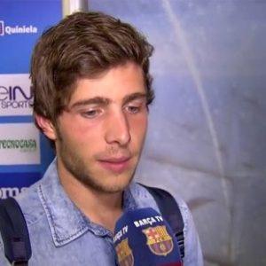 Sergi Roberto FCB-PSG