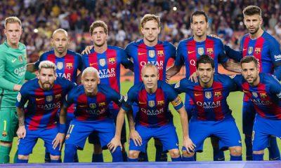 Barça/PSG – Présentation des joueurs et chiffres-clefs de l'effectif barcelonais